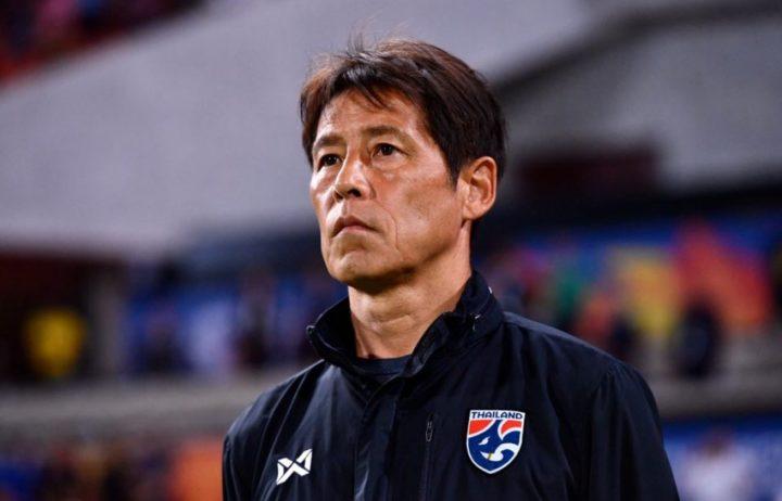 นิชิโนะมีลุ้น อาจจะได้กลับมาเทรนทีมชาติไทยสิ้นเดือนนี้