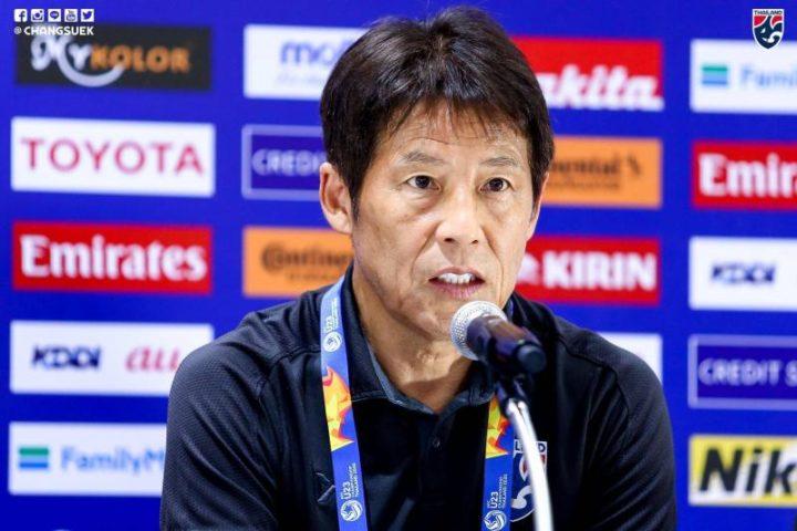 อากิระ นิชิโนะ ได้รับการขยายสัญญาสองปีในตำแหน่งหัวหน้าโค้ช ช้างศึก