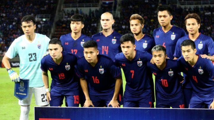 อาจยกเลิกการแข่ง โควิดทำพิษทีมชาติไทยส่อเค้าหวดสนามกลางเกมคัดบอลโลก2022